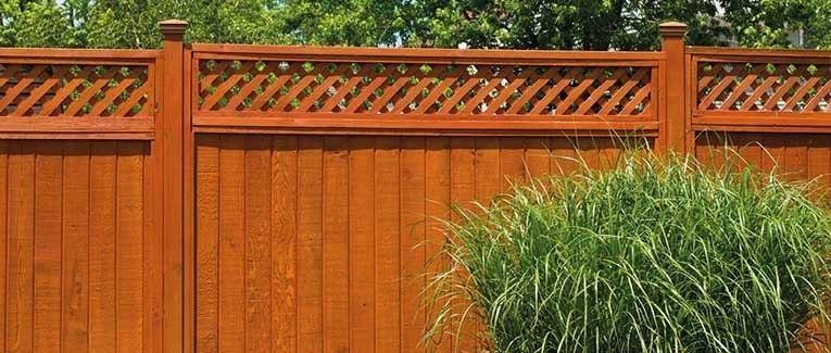 Sichtschutz Zaun Aus Holz Qualitat Von Holzland Schafer